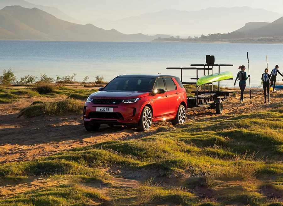 Discover the Land Rover Family at our Take Your Seat Event