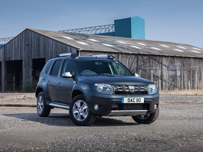 The New Dacia Duster Commercial