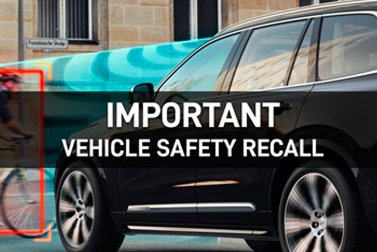 Volvo Intellisafe Recall
