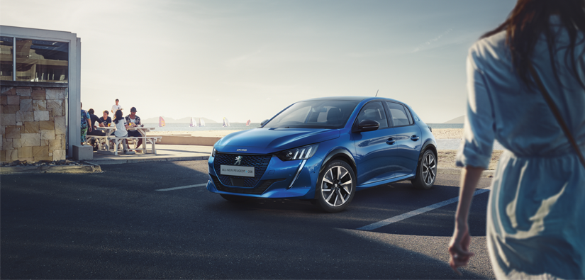 All-new Peugeot e-208 Named 'Best Electric Car'