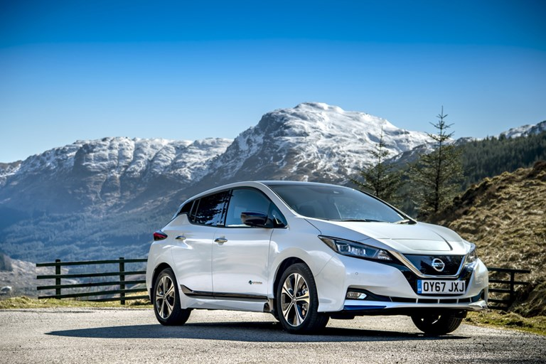 Nissan Leaf named most reliable electric vehicle