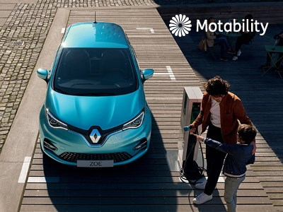 Renault Zoe Motability