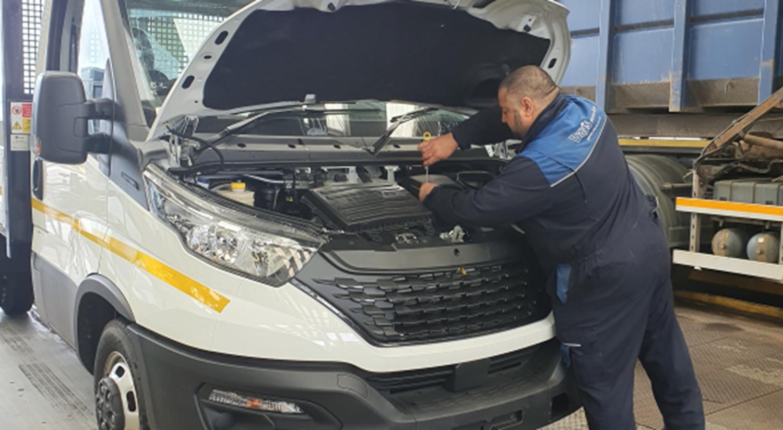 Truck and Van Servicing
