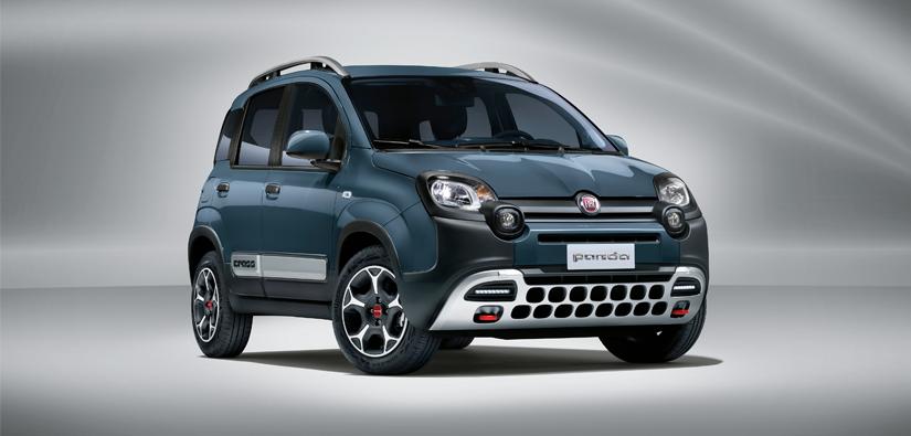 Fiat Panda Gets Facelift for 2021