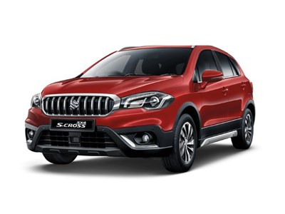 Suzuki S-Cross Hybrid Offers