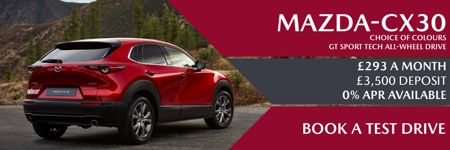 Mazda CX-30 All-Wheel Drive