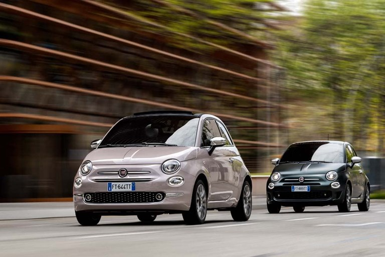NEW STAR AND ROCKSTAR TO HEAD-UP FIAT 500 RANGE