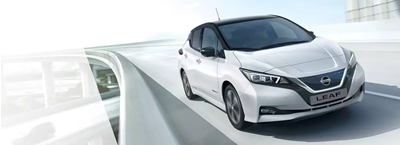 Nissan Leaf N-Connecta - £500 Deposit Contribution!