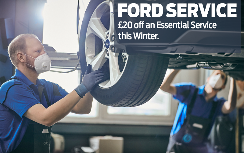 Ford Essential Service Offer