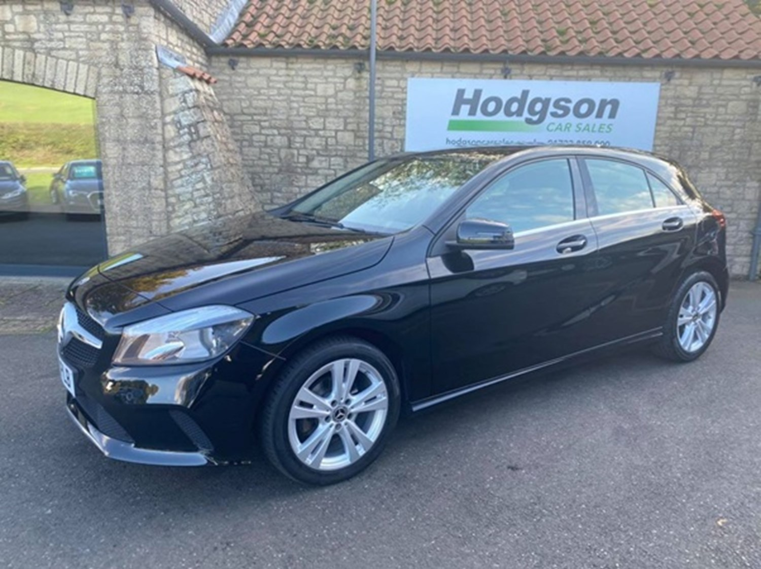 Low Mileage Mercedes A-Class