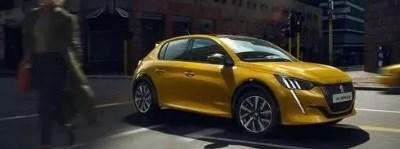 Peugeot All-New 208 Allure Premium PCP Offer
