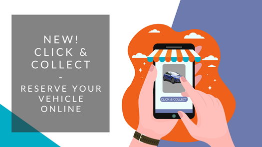 New: Click and Collect
