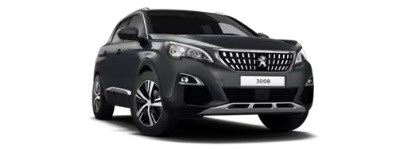 Peugeot 3008 SUV Allure from just £309*!