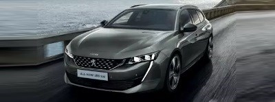 Peugeot 508 SW PCP Offer