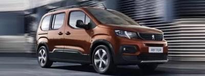 Peugeot Rifter Active PCP Offer