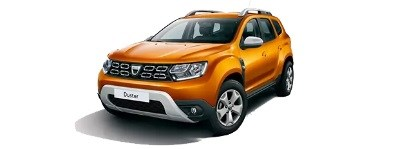 Dacia Duster Comfort TCe Bi-Fuel Offer