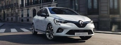 All-New Renault Clio Iconic E-TECH Hybrid Offer
