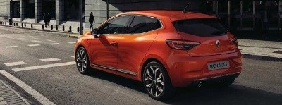 All-New Renault Clio S Edition TCe 100 Offer