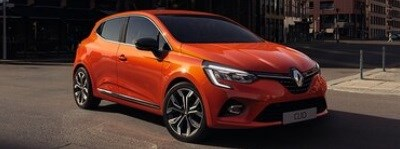 All-New Renault Clio Iconic Offer