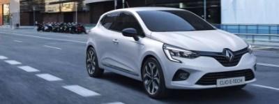 All-New Renault Clio Play E-TECH Hybrid Offer