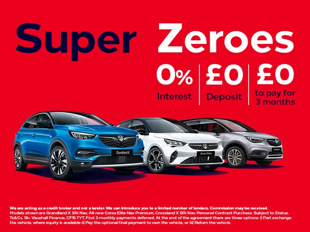 Q4 Super Zeros