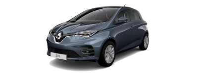 New Renault Zoe Iconic R110 Z.E 50 PCP Offer