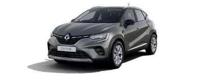 All-New Renault CAPTUR Iconic TCe 100 Offer