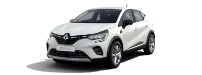 All-New Renault Captur Play TCe 100 Offer