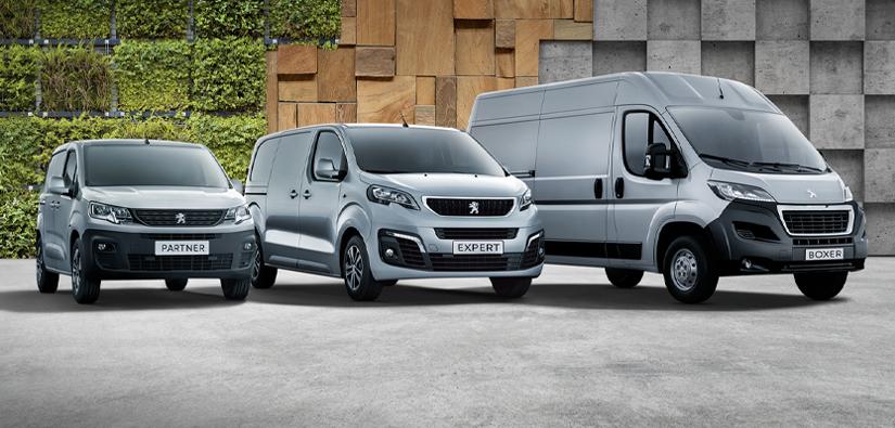 Peugeot take home four awards at the What Car? Van Awards