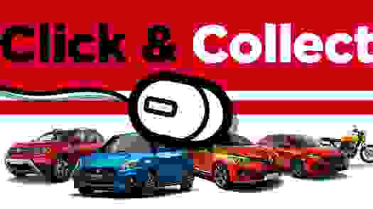 Lockdown Virtual Showroom Sales Open with Click & Collect