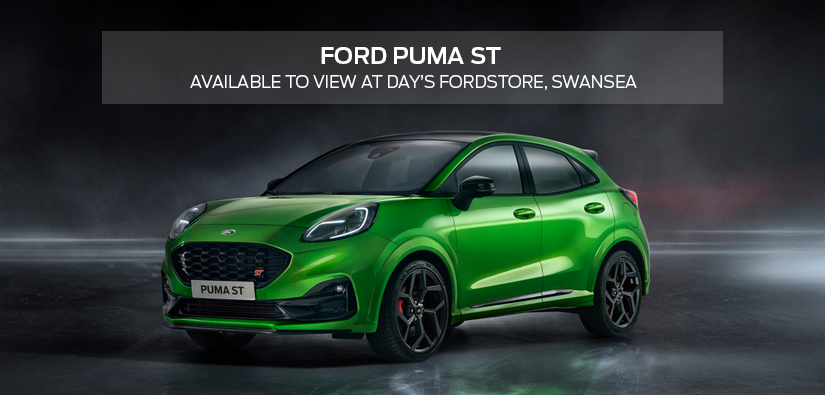 See The New Puma ST at Day's FordStore!