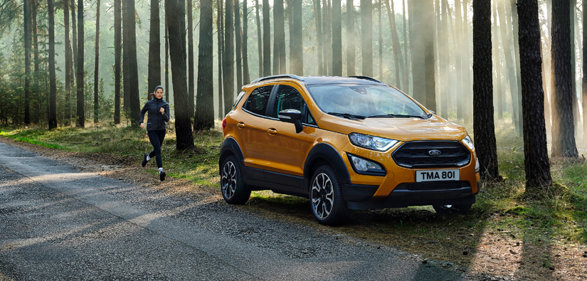 Ford Reveals New EcoSport Active