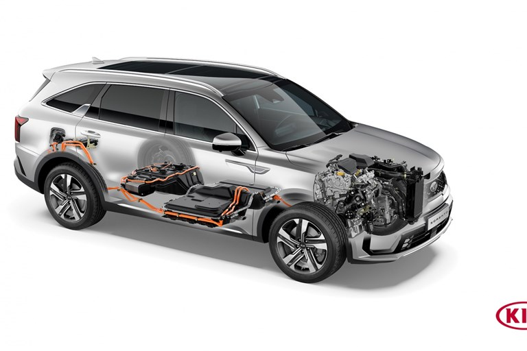 PLUG-IN POWER AND SPACE FOR SEVEN: KIA REVEALS PACKAGING SECRETS OF PRACTICAL ALL-NEW SORENTO PLUG-IN HYBRID