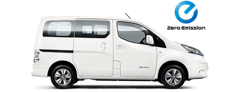 e-NV200 Combi Low Monthly Payment