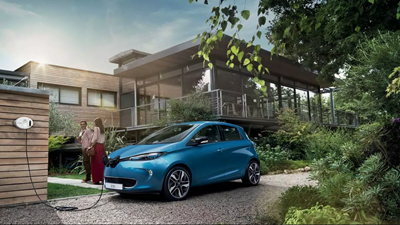 Renault Zoe Motability Offers