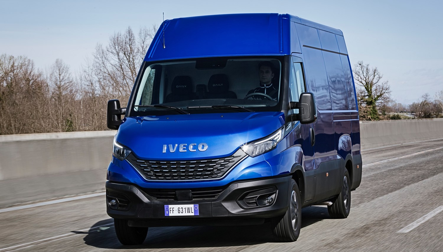 IVECO Daily ON service
