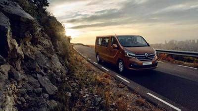 Renault Trafic Passenger Motability Offers