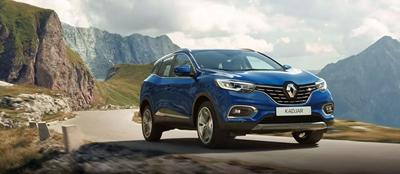 Renault Kadjar Motability