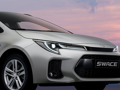 Suzuki Introduces The New Swace In The UK