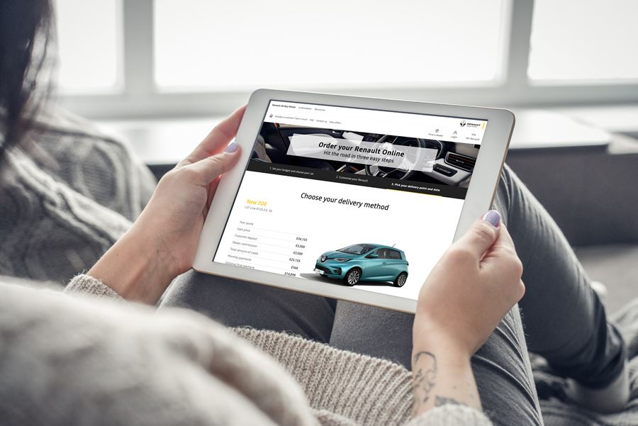 Buy online Renault