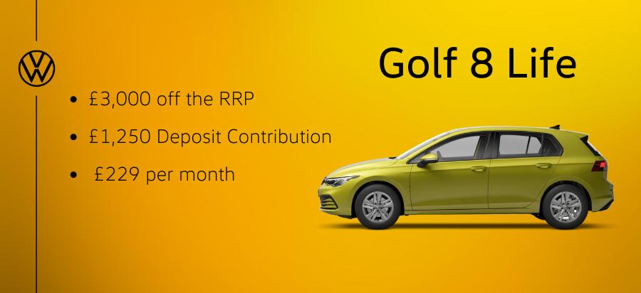 Saving Offer - Golf Life