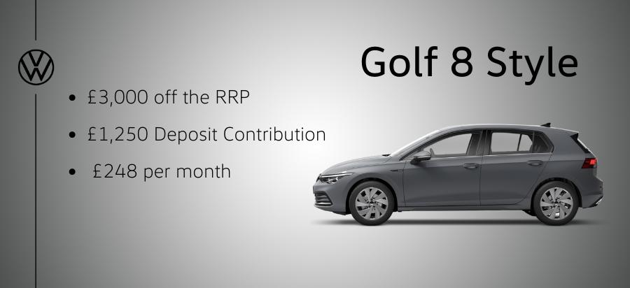 Saving Offer - Golf Style