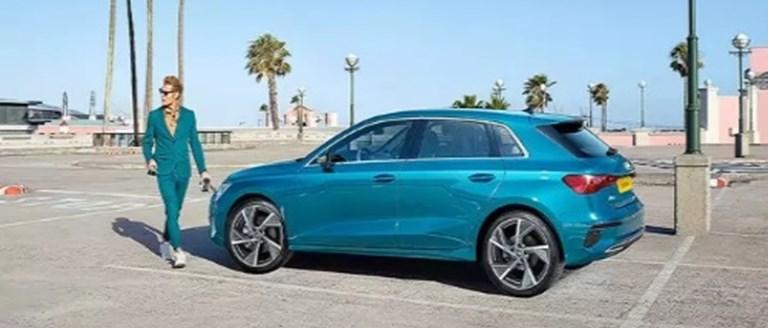Audi A3 Sportback Business Offer