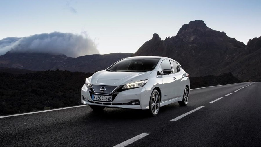 A decade of EVolution with the Nissan LEAF