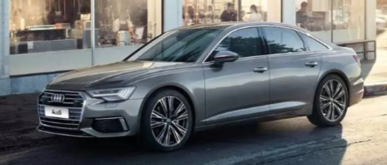 Audi A6 Saloon Business Offer