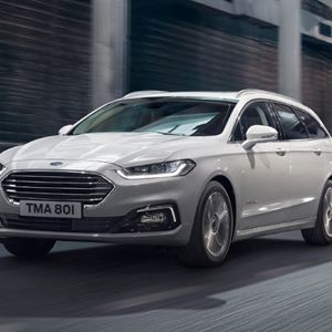 New Ford Mondeo Hybrid