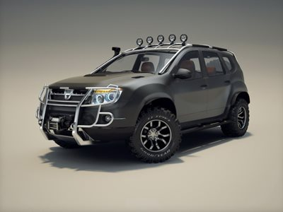 Must-Have Dacia Duster Accessories With Startin Dacia