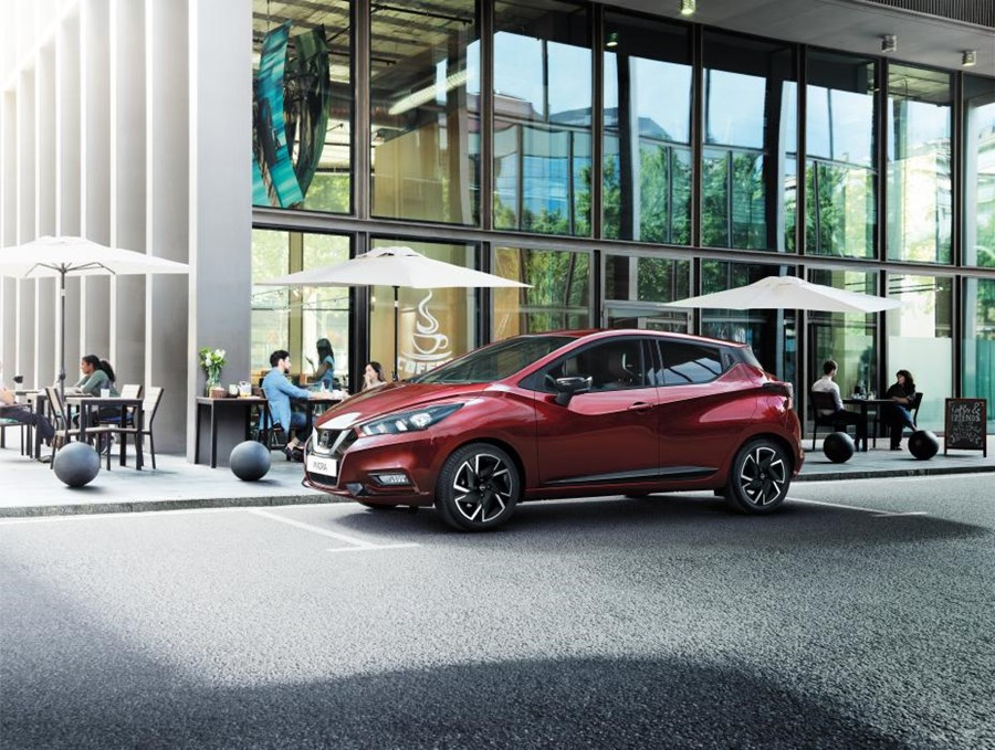 Nissan refreshes its iconic Micra for 2021