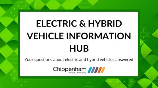Electric & Hybrid Vehicle Information Hub