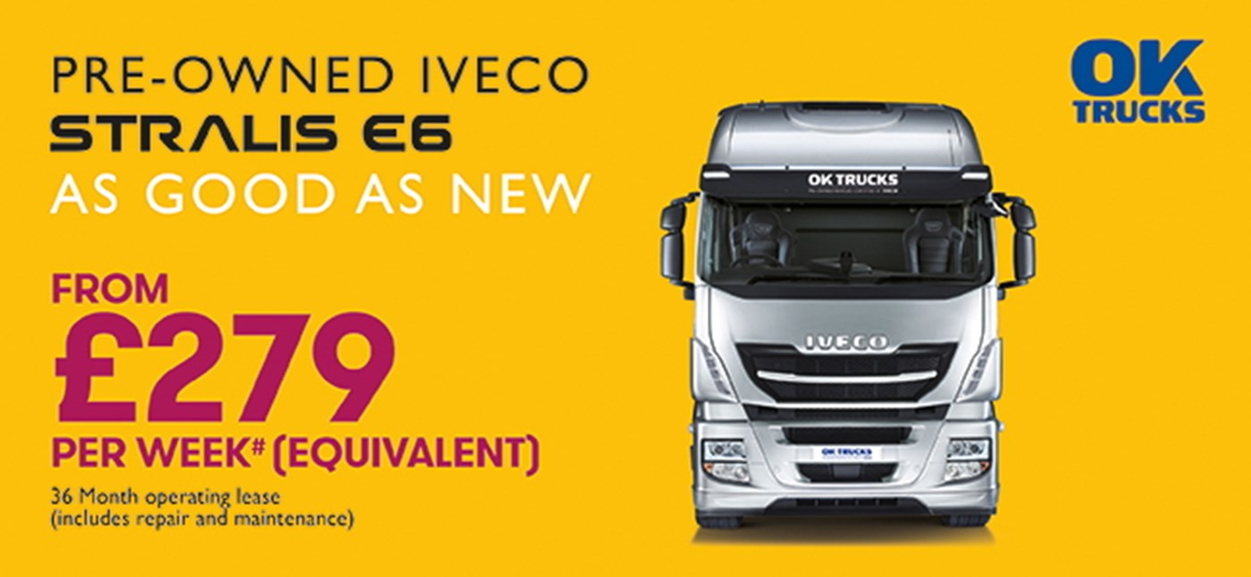 Pre-Owned Iveco Stralis E6